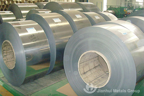 aluminium foils and thin gauge strips - impol