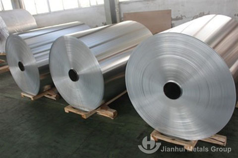 Jianhui Metals Group aluminum  foil 1235