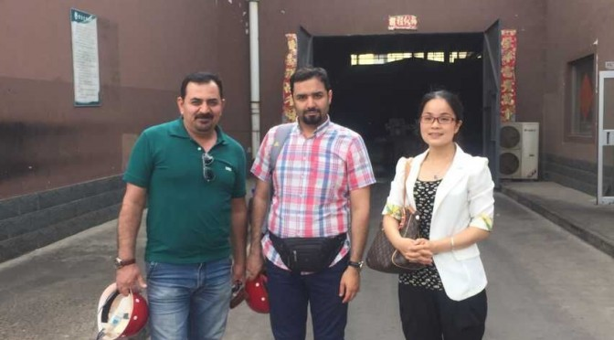 Iran's Long-term Customers to Visit Again for Aluminum Coil 3003 for sale