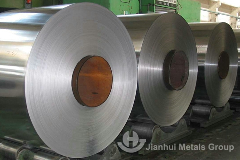 Anodizing Aluminum Coil for sale