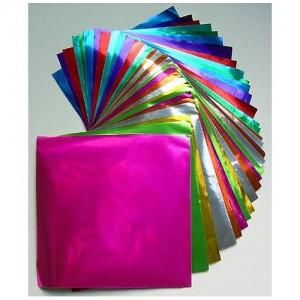 aluminum foil packing